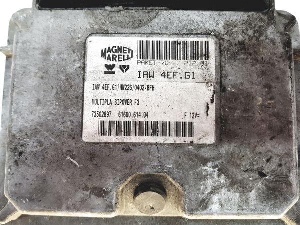 Sterownik Silnika IAW4EF.G1 73502897 Fiat 28151