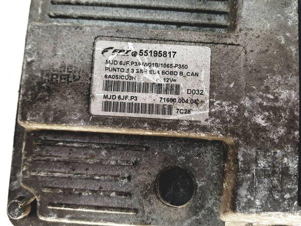 Sterownik FGP MJD6JF.P3 55195817 Fiat 28155