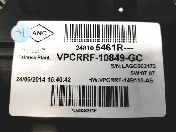 Licznik Renault Clio 4 248105461R 30062