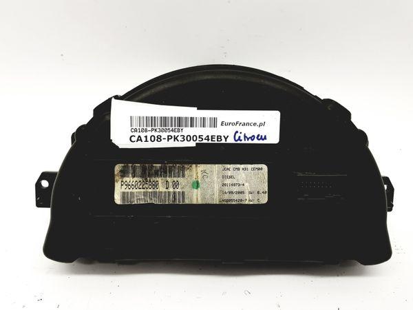 Licznik Obrotomierz Citroen C2 C3 9660225880 D 00 30054