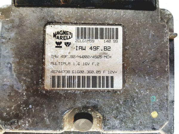 Sterownik IAW49F.B2 46744738 Fiat Magneti Marelli  28156